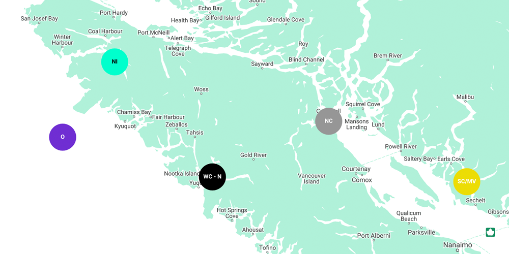 BC Salmon Farmers Launch Interactive Map Outlining Regional Economic Impacts