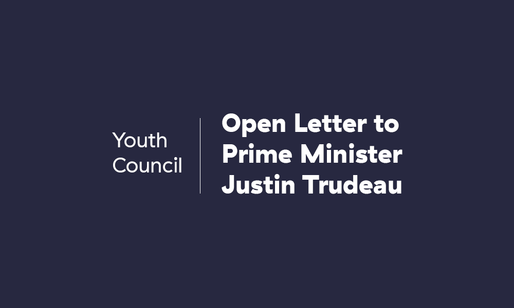 BCSFA Youth Council Open Letter to Prime Minister Justin Trudeau regarding the Discovery Islands Farm Closure Decision